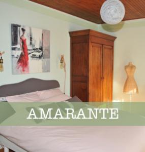Chambre Amarante